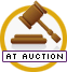 At auction